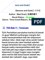 Tales of Demons and Gods Bab 11 - 20
