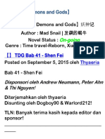 Tales of Demons and Gods Bab 41 - 50