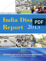 India Disaster Report 2013