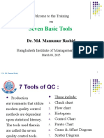 Seven Basic Tools of TQM