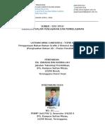Cover Amali EDU 3053 Teknologi Dalam P&P