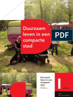 Duurzaamheidverslag (publieksversie) 2008-2009