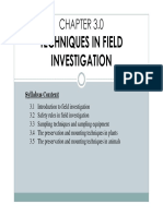 CHAPTER 3_Technique in Field Investigation