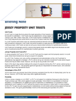 Jersey Property Unit Trusts Jan 08