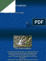 HUM&101 Module05 Protestant Reformation