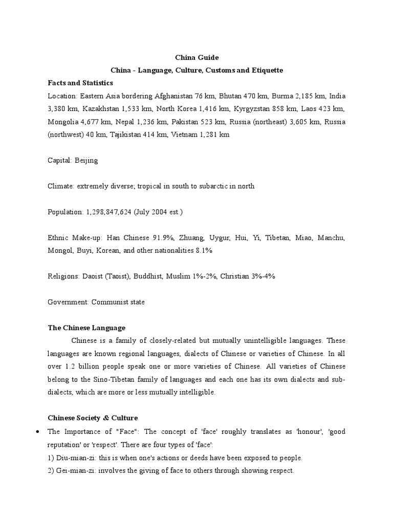 Bahan LIA China | Confucianism | China