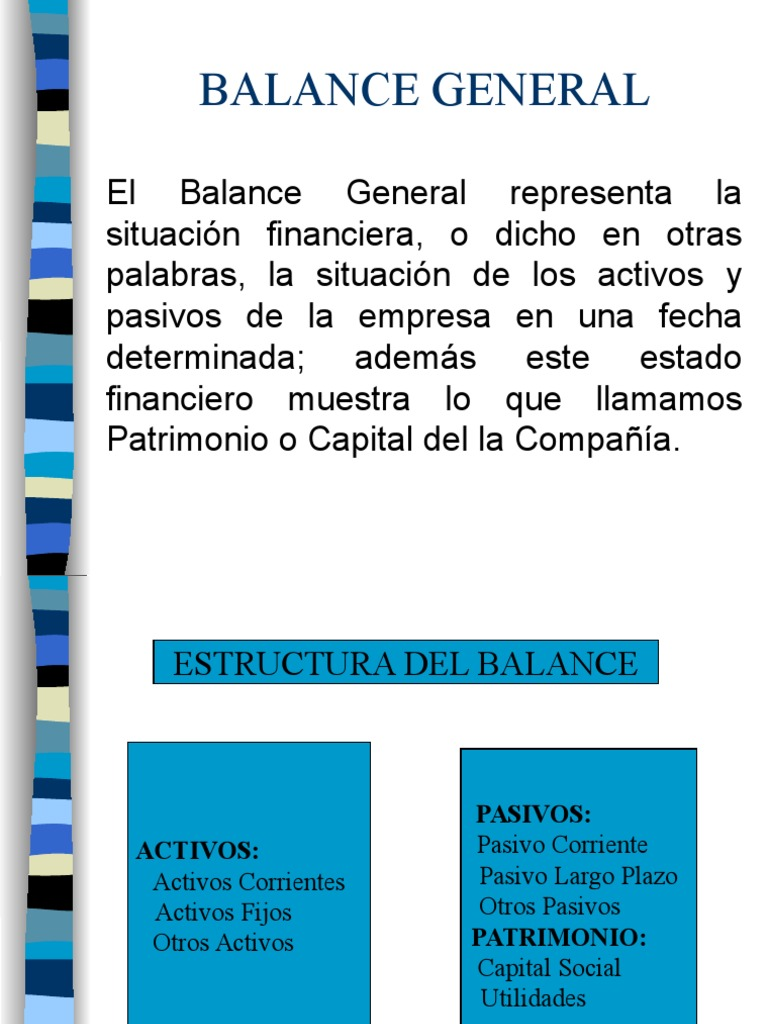 Balance General 1