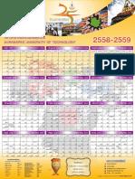 Sut Calendar 58 t