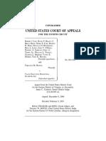 Lee v. Vance Executive, 4th Cir. (2001)
