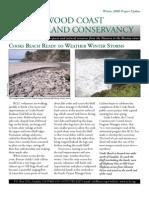 Winter 2008 Redwood Coast Land Conservancy Newsletter