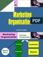 Marketing Organisation