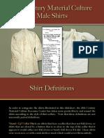 Male Dress - Shirts