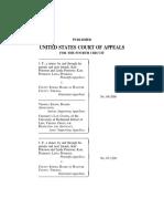 JP Ex Rel. Peterson v. COUNTY SCHOOL BD. HANOVER, 516 F.3d 254, 4th Cir. (2008)