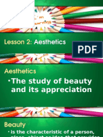 Lesson 2 - Art