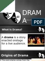 Lesson 8 - Drama