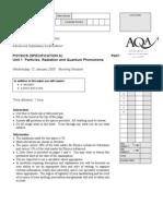 AQA-PA01-W-QP-JAN05