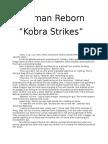 Batman Reborn Kobra Strikes