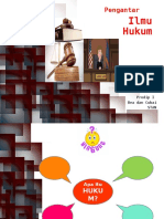 1. Bab I Manusia, Masyarakat, Norma Hukum 2015