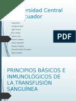 Expo Transfusiones