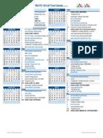 pto event calendar - 2016-2017