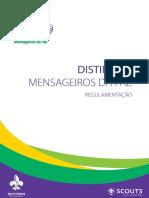 Projeto Distintivo dos Mensageiros da Paz