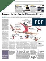 La Perfección de Simone Biles