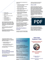 Peace Corps EEO Process Employees' Guide