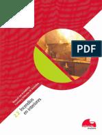 Manual de Bombero Volumen 2 Control y Extinción de Incendios