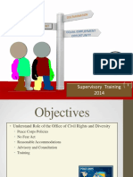 Peace Corps Supervisory Training 2014