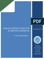 Estructuras II Proyecto Primer Parcial