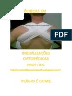 Imobilizações Ortopédicas