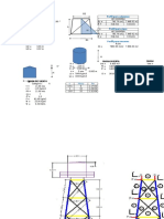 PROYECTO de ESTRUCTURAS II Torre Para Tanque Elevado Para PDF