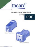 Cd820 Manual