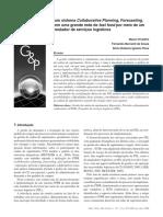 Vivaldini - Implementação de Um Sistema Collaborative Planning, Forecasting,