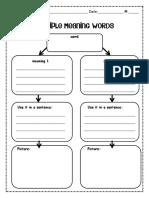 multiplemeaningwordsgraphicorganizerfreebie