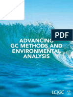 Advancing GC Method and Enviromental Analisys
