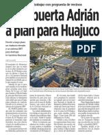 15-08-16 Abre puerta Adrián a plan para Huajuco
