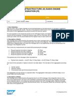 2320 2323 Sap Exchange Infrastructure (Xi) Basis Engine Sap Process Integration (Pi) Measurement