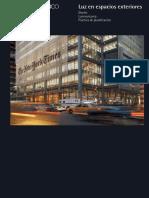 Guia de Iluminacion Arquitectonica Exteriores