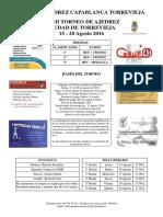 Cartel Ciudad de Trv 2016