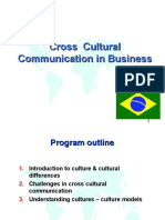 Cross Cultural - EAC 0522