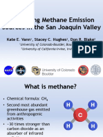 Identifying Methane Emission Sources in the San Joaquin Valley