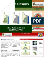 Presenter-Tamaulipas Civil Protection-Risk Atlas of Tamaulipas
