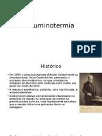 Aluminotermia (1)