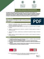 Diplomado Higiene Industrial 2