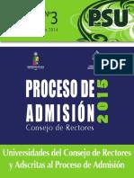 UNIVERSIDADES DEL CONSEJO DE RECTORES Y ADSCRITAS AL PROCESO DE ADMISIÓN.pdf