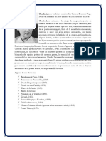 Biografia de Escritores Salvadoreños