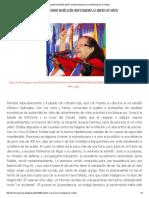 Valiente María León_ Investiguemos La Muerte de Chávez