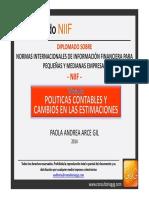 2. Módulo Políticas Contables y Financieras Niif Para Pymes - g&g 2014 (1)
