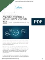 Arquitetura Orientada a Serviços (SOA)_ Uma Visão Geral _